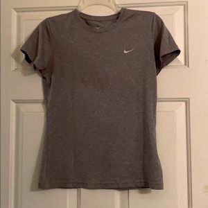Women's small Nike Dri-fit workout shirt